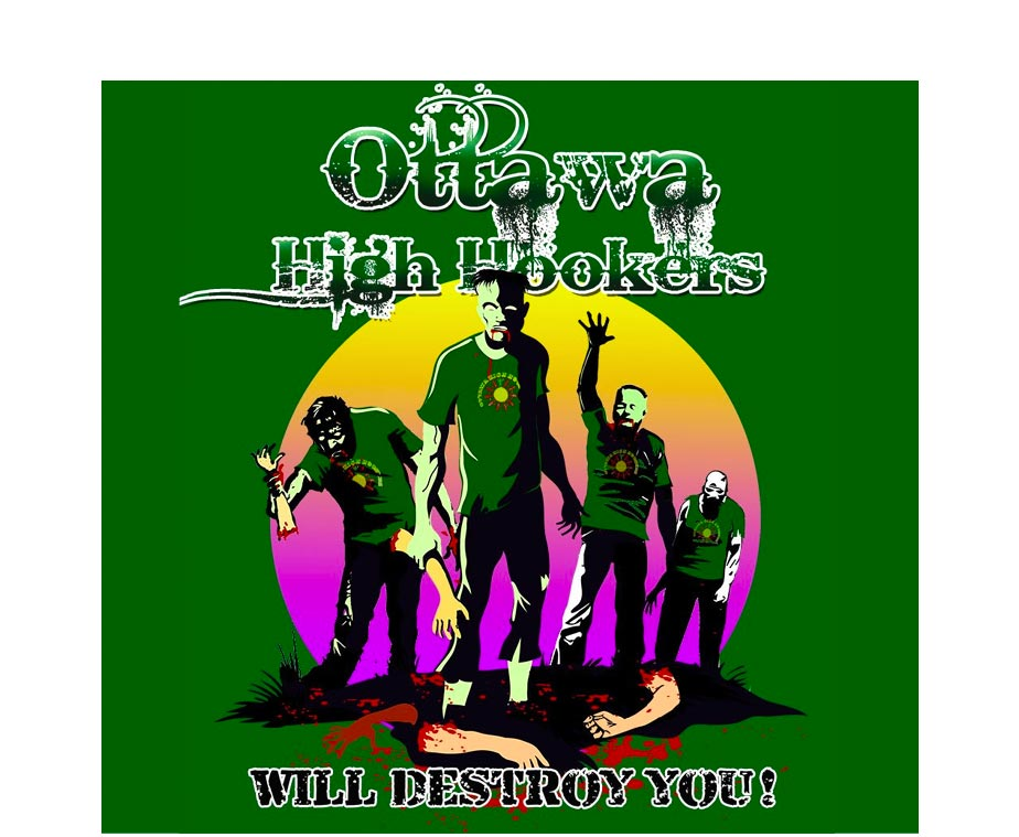 Ottawa High Hookers Apparel